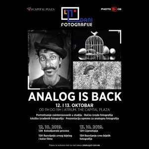 Analog is Back